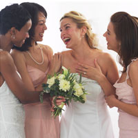 Wedding Speech Coaching for Brides, Mother of the Bride, bridesmaids, and other family members
